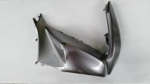 Honda PCX Right Front Cover silver