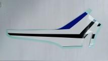 Honda CRF250RL Rally Stripe,R.Side Cover
