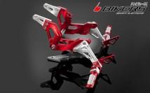 Rear Footrest Set - K0136