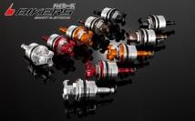 Front Fork Adjusters - K0151
