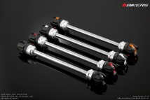 Rear Wheel Axle Protection