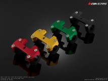 Bar Clamp Set (used with BIKERS' FATBAR, 28.6mm)