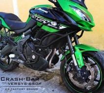 Kawasaki Versys Crash Bars