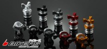 Front Shock-up Adjusters