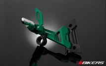 KAWASAKI Ninja 300R REAR FOOTREST SET