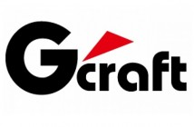 Wave 110 G-CRAFT Aluminum Grab Bar (Red)