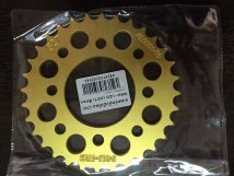MSX Rear Sprockets