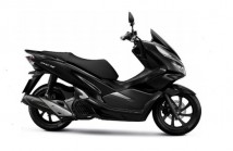 PCX 2018/2019 FULL BLACK PLASTIK PARTS (NHA35M)