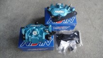 NISSIN Twin Pot Brake Calipers MSX / Grom
