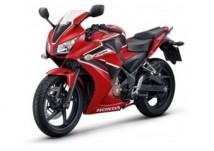 Honda CBR300R Full Red/Black Plastic Parts FULL_RED_BLACK_PARTS