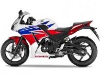 Honda CBR300R Full Red/White Plastic Parts FULL_RED_WHITE_PARTS