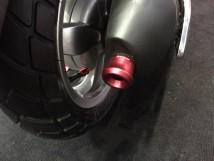 Exhaust Cap-V0011