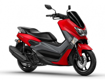 Yamaha NMAX Red Plastic Set