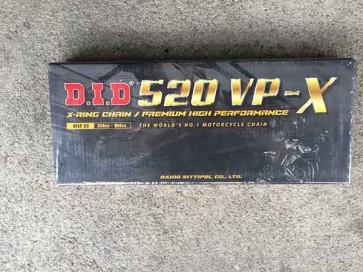 D.I.D 520 VP X-Ring Chain