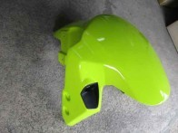Honda MSX125 LED Custom Front Fender