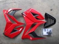 Honda MSX125SF Custom Fairings V1