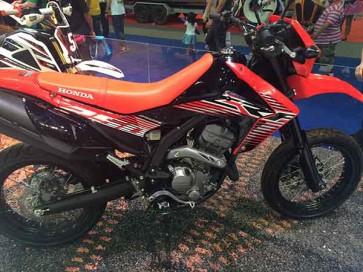 CRF250L Conversion Wheel Kit