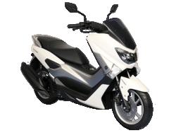 Yamaha NMAX White Plastic Parts